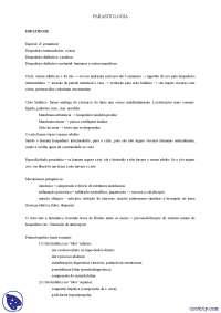 Hidatidose - Apostilas - parasitologia