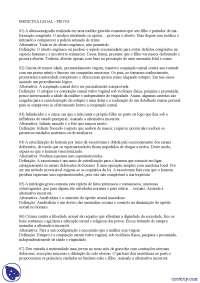 Forense - Apostilas - medicina legal