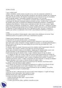 Nefrolitíase - Apostilas - nefrologia