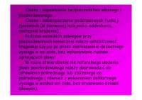 Urazy kręgosłupa - Notatki - Medycyna - Część 2