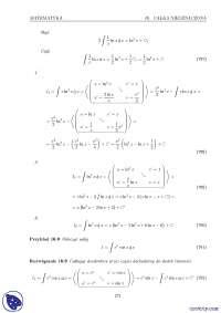 Matematyka - Notatki - Algebra - Część 4