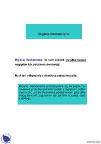 Materialne Środowisko Pracy - Notatki - Ergonomia - Część 2