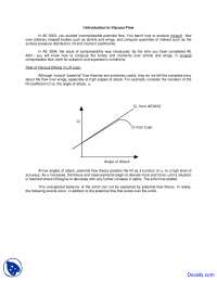 Introduction - Aerodynamics - Lecture Notes