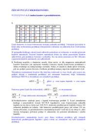 Zadania z mikroekonomii, rozwiązania - Notatki - Mikroekonomia - Część 5