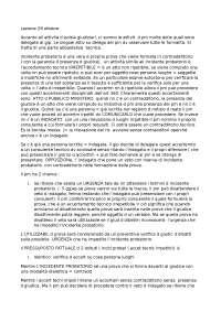 Lezioni di processuale penale - Appunti - Diritto processuale penale