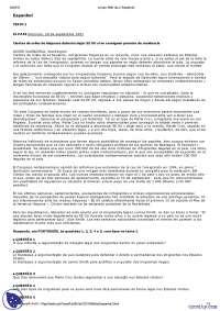 Vestibular de Espanhol 2 - 1998 - UFRJ