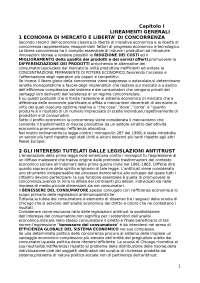DIRITTO-ANTITRUST Olivieri