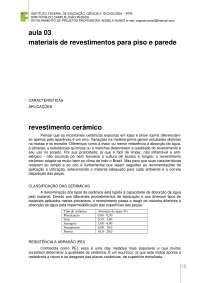 Tipos de revestimento - Apostilas - Design de Interiores_Parte1
