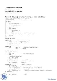 ASEMBLER-Skripta-Arhitektura racunara 1-Informatika (3)