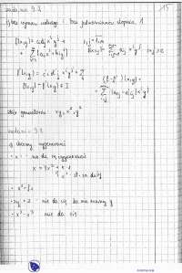 Lista 9, zadanie 2,8, generatory - Ćwiczenia - Algebra ogólna