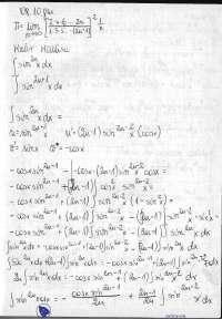 Wzór Wallisa - Ćwiczenia - Analiza matematyczna 2