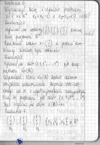 Wektory generujące przestrzeń - Ćwiczenia - Algebra liniowa