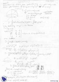 Egzamin, tw Stokesa dla jednoformy - Ćwiczenia - Analiza matematyczna 3