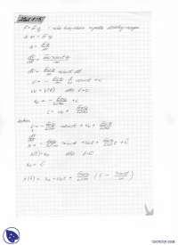 Siła w polu elektrycznym - Ćwiczenia - Fizyka