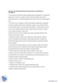 Klinicka Endodoncija Testovi Vitaliteta Skripte Predlog Stomatologija Docsity