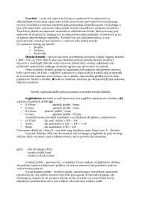 Zagadnienia z materiałoznawstwa - Notatki - Materiałoznawstwo