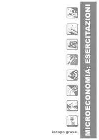 Esercitazione di Microeconomia - Esercizi - Microeconomia