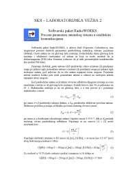 Softverski paket RadioWORKS-Vezbe-Satelitski komunikacioni sistemi-Elektrotehnika i racunarstvo (2)