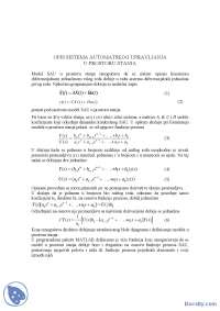 Prostor stanja-Vezbe-Automatsko uptavljanje 1-Elektrotehnika i racunarstvo