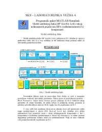Programski paket MATLAB-Simulink-Vezbe-Satelitski komunikacioni sistemi-Elektrotehnika i racunarstvo (2)