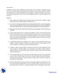 Solidification of Binary Alloys - Principles of Physical Metallurgy - Solved Assignment