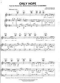 Only Hope - Apostilas - Música