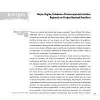 Construcão das Cozinhas Regionais no Projeto Nacional Brasileiro - Apostilas - Antropologia_Parte1