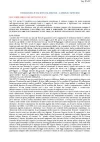 STORIA DELLE SOCIETA ISLAMICHE