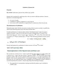 Gaseous Fuel - Materials and Heat Balance in Metallurgical Processes - Lecture Notes