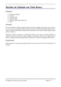 Receitas De Bacalhau - Apostilas - Gastronomia_Parte2