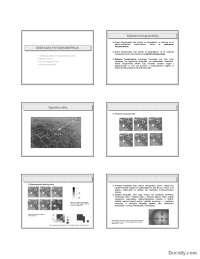 Digitalna fotogrametrija-Slajdovi-Fotogrametrija II-Građevinski