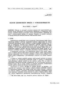 S-transformacije(1)-Skripta-Specijalni problemi izjednačenja-Građevinski