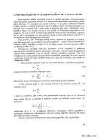 Pouzdanost 2-Skripta-Specijalni problemi izjednačenja-Građevinski