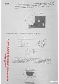 Hidromehanika - ispit zadaci 1 2011
