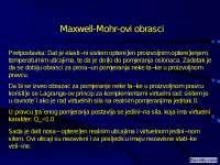 3-Maxwell-Mohr- Skripta-Mehanika tla-Građevinski