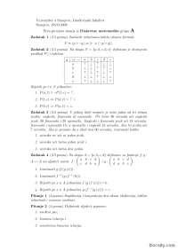 - Skripta- Diskretna matematika- Građevinski