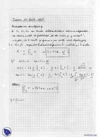 Resumen de la materia - Apuntes - Probabilidad y estadística - Parte 2