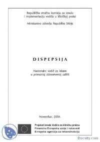 DISPEPSIJA-Beleska-Gastroenterologija-Medicina