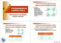 Sekvencijalne mreže-Slajdovi-Programabilna logicka kola-Elektrotehnika i racunarstvo (2)