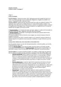 Ramas del derecho - Resumen - Derecho Económico - Parte 1