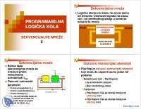 Sekvencijalne mreže-Slajdovi-Programabilna logicka kola-Elektrotehnika i racunarstvo (1)