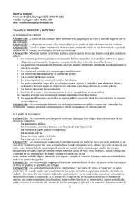 Ramas del Derecho - Resumen - Derecho Económico - Parte 2