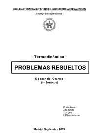Problemas resueltos gases perfectos (sistemas cerrados)