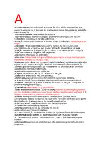 Dicionario medicina veterinaria - Apostilas - Veterinaria, Notas de estudo de Veterinária