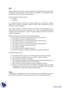 DSN - Apuntes - Arquitectura Web