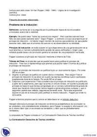 Popper - Apuntes - Administración del conocimiento