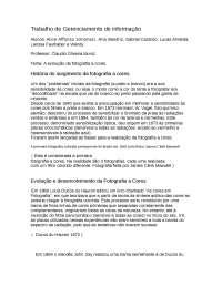 Gerenciamento de informação - Apostilas - Audiovisual