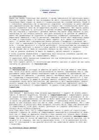Corso di Psicologia cognitiva - Esame: I processi cognitivi (Nicoletti)