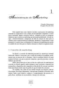 Administração de Marketing1 - Apostilas - Marketing