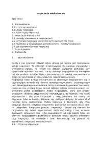 Negocjacje wielostronne - Notatki - Negocjacje